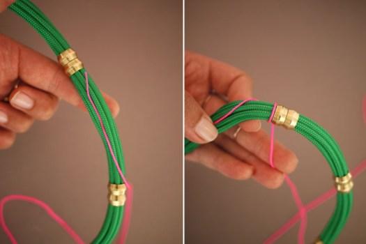 ropenecklace5 525x350 DIY.Rope Necklace ของขวัญให้คุณแม่
