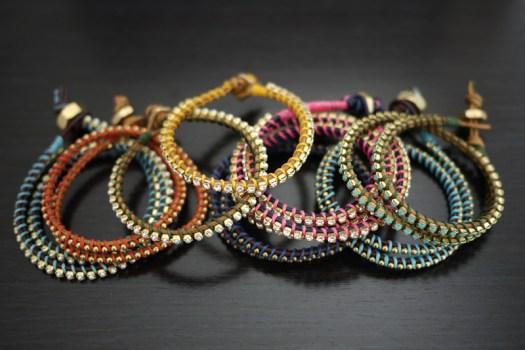 DIY Bracelets สุดฮิต อินเทรนด์!! Part 2 9 - DIY
