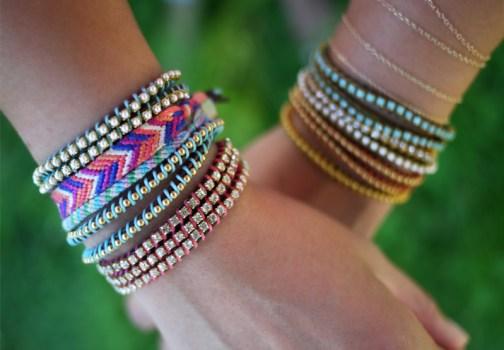 DIY Bracelets สุดฮิต อินเทรนด์!! Part 2 21 - DIY