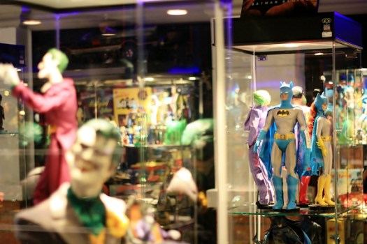 Batcat Museum & Toys Thailand รวมของสะสมแบทแมนใหญ่ที่สุดในเอเซีย 16 - Batcat Museum & Toys Thailand