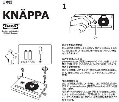 1335855664 Step to the Future กล้องถ่ายรูปจาก IKEA