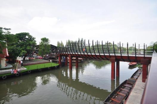 1339064046 DSC 002 527x350 ตลาดนัดขวัญเรียม Kwan Riam Floating Market