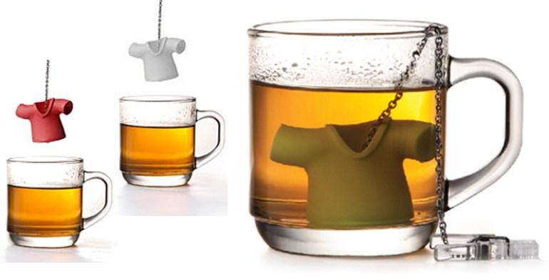 Tea Shirt ทีเชิ๊ต-ถุงใส่ชา 14 - Qualy