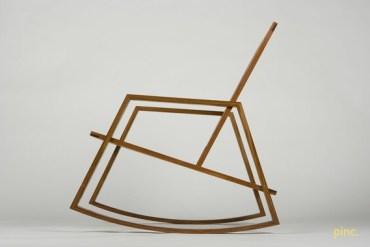 Minimalist Rocking Chair 22 - rocking chair