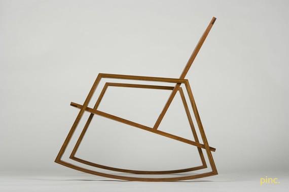 Minimalist Rocking Chair 25 - minimalist