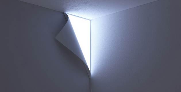 โคมไฟ ที่ช่วยแต่งเติมจินตนาการ..เหมือนเปิดผนังออกสู่อีกโลก 14 - Lamp