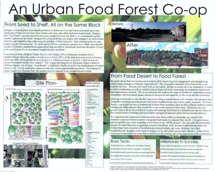 Urban Food Forest Co op1 436x350 Urbanite Project Health Food Challenge ทุกคนมีสิทธิ์ที่จะได้รับโอกาสในการรับประทานอาหารที่ดีอย่างเท่าเทียมกัน