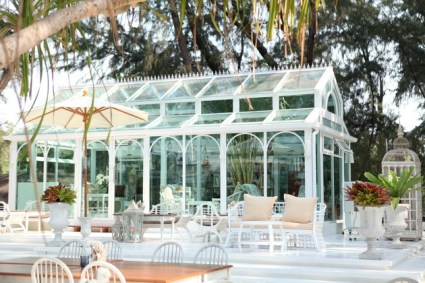 The glass house ร้านอาหารอินเทรนด์ริมหาด @Pattaya 14 - Beach