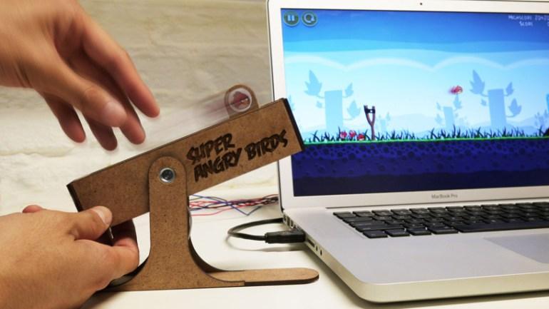 เล่น Angry birds แบบสมจริงด้วย slingshot controller 13 - angry birds