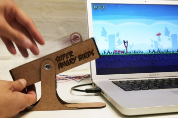 เล่น Angry birds แบบสมจริงด้วย slingshot controller  6 - angry birds