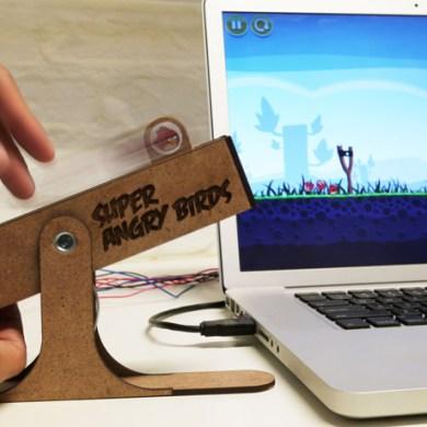 เล่น Angry birds แบบสมจริงด้วย slingshot controller  16 - angry birds