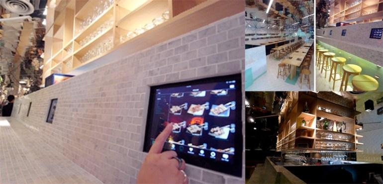 "KOOON by Indies'Kitchen ร้านอาหาร ""คูณ"" ความอร่อยและความสนุก เพิ่มขึ้นอีกเท่าตัวด้วย ระบบการสั่งอาหารผ่านแอพ ในเครื่อง Ipad 13 - iPad 2"