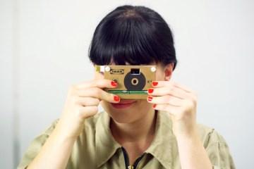 Step to the Future กล้องถ่ายรูปจาก IKEA 23 - IKEA (อิเกีย)