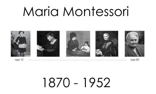 mm Maria Montessoris 142 Birthday ..เธอคือใคร สำคัญอย่างไร