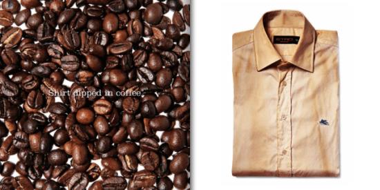 screenshot2010 10 13at8 33 57pm 550x275 DIY Part 2: Shirt Dipped in Coffee เปลี่ยนเสื้อตัวเก่าสีขาว เป็นเสื้อตัวใหม่สีน้ำตาลคลาสสิก ด้วย เมล็ดกาแฟ