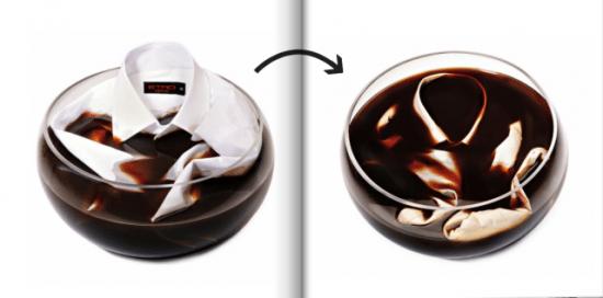 screenshot2010 10 13at8 34 17pm 550x272 DIY Part 2: Shirt Dipped in Coffee เปลี่ยนเสื้อตัวเก่าสีขาว เป็นเสื้อตัวใหม่สีน้ำตาลคลาสสิก ด้วย เมล็ดกาแฟ
