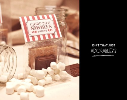 DIY: S'MORES AND HOT COCOA KIT  16 - cracker