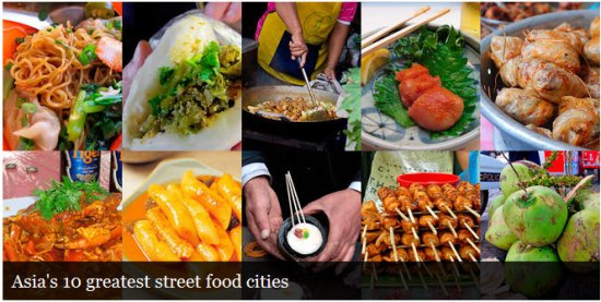 Asia's 10 Greatest Street Food Cities สุดยอดอาหารริมทาง ขอยกให้ กรุงเทพฯ 18 - cnngo.com
