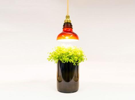 Reuse vase จากของใกล้ตัว 29 - รีไซเคิล