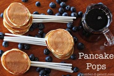 D.I.Y. Pancake Pop...อมยิ้มแพนเค้ก 25 - DIY