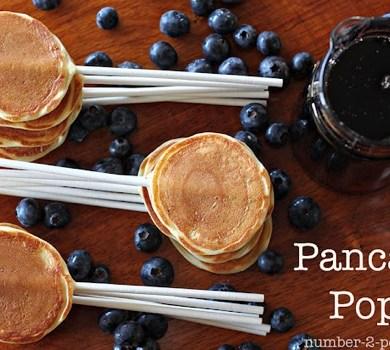 D.I.Y. Pancake Pop...อมยิ้มแพนเค้ก 19 - DIY