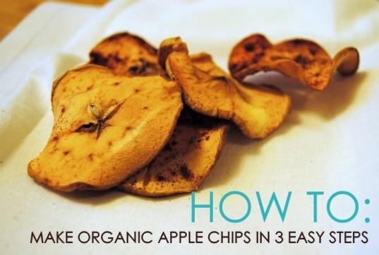 มาทำ Apple Chips ด้วย3 ขั้นตอนสุดง่ายกัน 13 - DIY