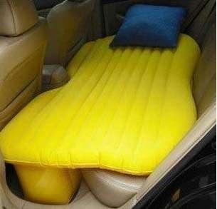 รถติดแบบนี้...มาเปลี่ยนที่นั่งหลังเป็นเตียงด้วยเบาะลมดีกว่า.. 13 -