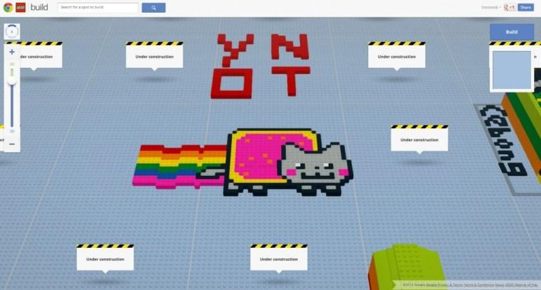 "Build with Chrome มาเนรมิตสิ่งก่อสร้างต่างๆด้วยตัวเองในรูปแบบของ""ตัวต่อเลโก้""กันเถอะ 21 - Build with Chrome"