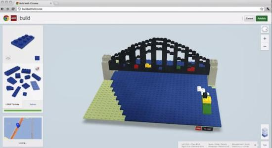 "Build with Chrome มาเนรมิตสิ่งก่อสร้างต่างๆด้วยตัวเองในรูปแบบของ""ตัวต่อเลโก้""กันเถอะ  20 - Build with Chrome"