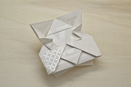 Louis Vuitton – Invitation Origami 7 - Japan