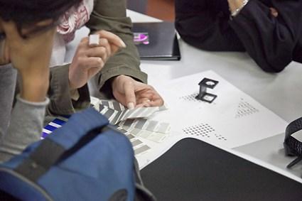 LV Origami PrintingProcess Low 0849 425x283 Louis Vuitton – Invitation Origami