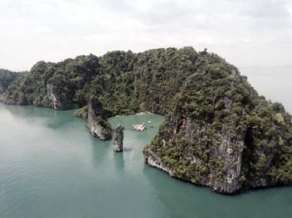 Floating cinema โรงหนังลอยน้ำที่เกาะยาวน้อย 16 - cinema
