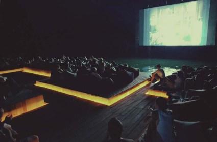 Floating cinema โรงหนังลอยน้ำที่เกาะยาวน้อย 11 - cinema