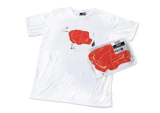 creative packaging 2 heresod t shirt 3 ไม่ใช่อาหารนะ..แต่เป็นเสื้อยืด