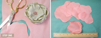 DIY: FLOWER PIN 15 - DIY