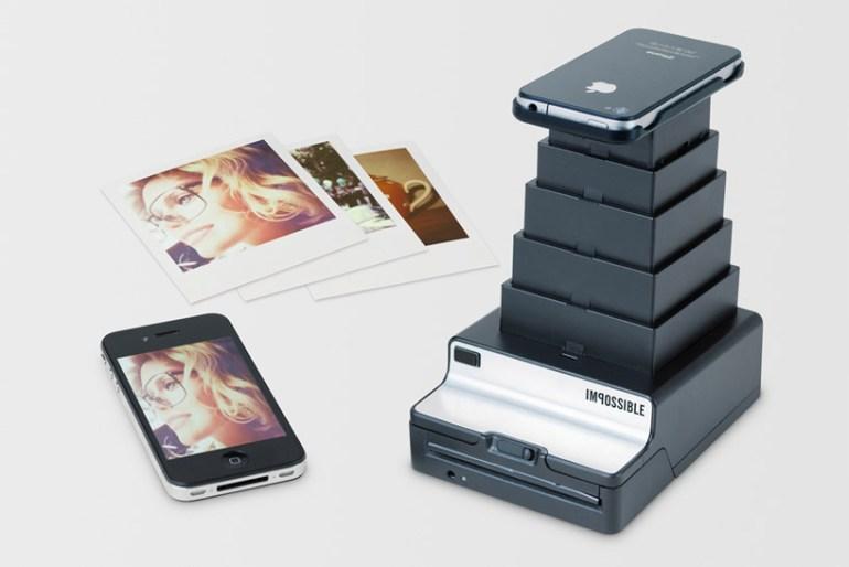 Impossible เปลี่ยนรูปในกล้อง iPhone ให้กลายเป็นรูปโพลารอยด์ 13 - camera