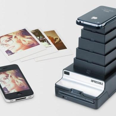 Impossible เปลี่ยนรูปในกล้อง iPhone ให้กลายเป็นรูปโพลารอยด์ 15 - camera