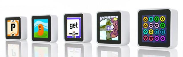 """ประสบการณ์การเล่นเกมในรูปแบบใหม่ โดยผ่าน """"Sifteo Cubes"""" 20 - Sifteo Cubes"""