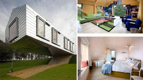 Living Architecture เปิดโอกาสให้ผู้คนได้เข้าไปใช้ชีวิตในบรรดาบ้านสุดเท่ ผ่านระบบการเช่า 6 - Architecture