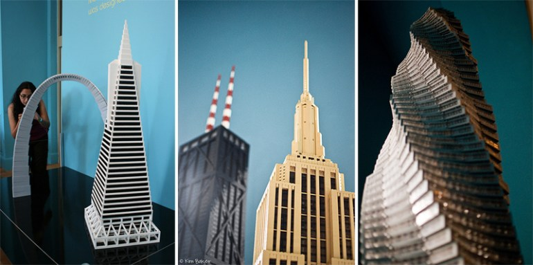 Towering Ambition By LEGO เลโก้กับความคิดสร้างสรรค์ดีๆทางสถาปัตยกรรม 16 - Architecture