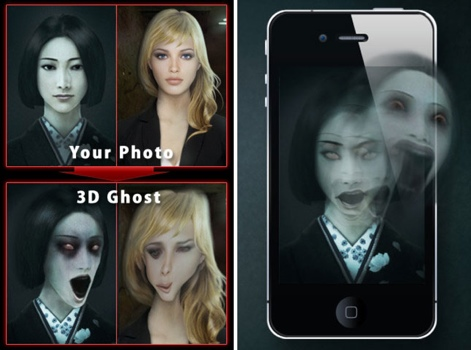 10 Apps แต่งภาพ รับเทศกาล Halloween 14 - iPhone