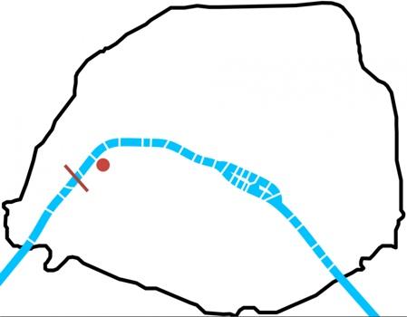 25551019 232650 บิน และโดดข้ามแม่น้ำด้วยTrampoline bridge ในปารีส