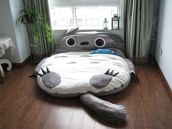 ถุงนอน Totoro ยักษ์ สำหรับแฟนโทโทโรโดยเฉพาะ 13 - Totoro
