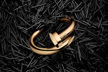 ตะปูไฮโซยี่ห้อ Cartier 6 - Luxury