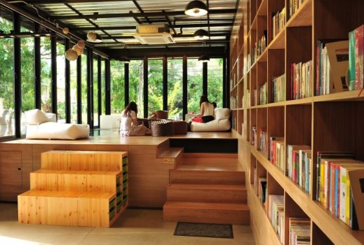 577121 305998126158908 1567882875 n 519x350 LIBRARISTA Chiang Mai ห้องสมุดใจกลางเมืองเชียงใหม่ +พร้อมกาแฟแคปซูล