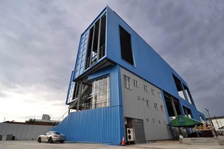Skykick Arena สนามฟุตบอล ย่านบางนา-ตราดซอย 6  6 - Skykick Arena