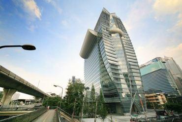 """วิถีแห่งการรักษ์โลก สไตล์เมือง Eco Retails """"Park Ventures - The Ecoplex"""" บนแยกวิทยุต่อกับเพลินจิต 13 - Green Design"""