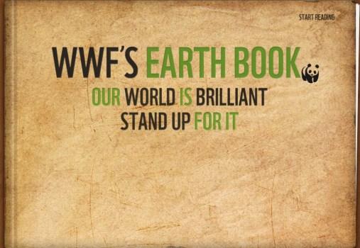 earth book bg 507x350 WWF Earth Book 2012 Project เฟชบุ๊คของธรรมชาติ