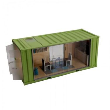 modelcontainerhomes kitchenpod applegreen 1 web 1 1 375x375 Model Container Homes ของเล่นมีดีไซน์