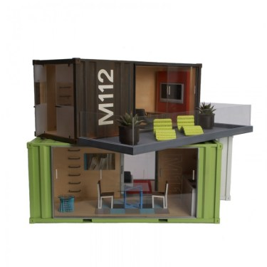 Model Container Homes ของเล่นมีดีไซน์ 15 - Art & Design